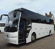 Medium Size Coaches in Leicester